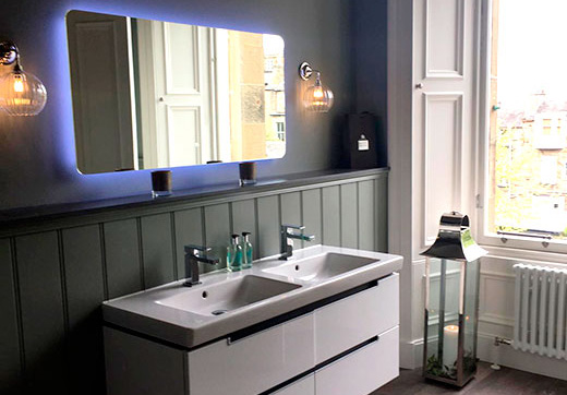 Image of Bathroom by Midfield Plumbers Ltd